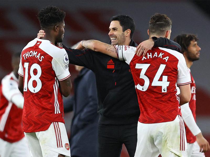 Arsenal 2 – 1 Tottenham
