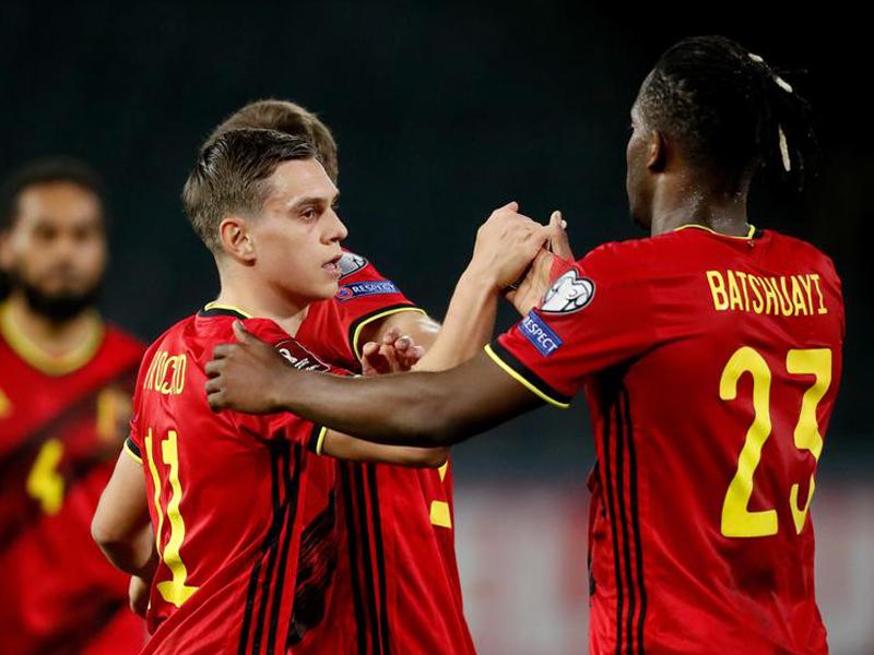 Belgium 8-0 Belarus