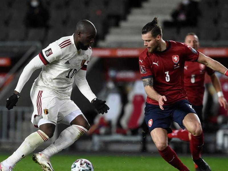Czech Republic 1-1 Belgium