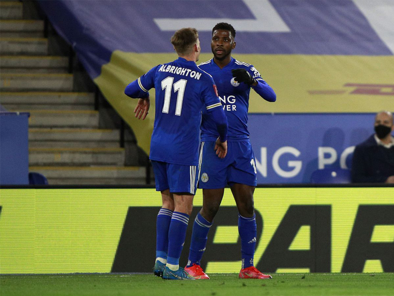 Leicester City 3-1 Man Utd