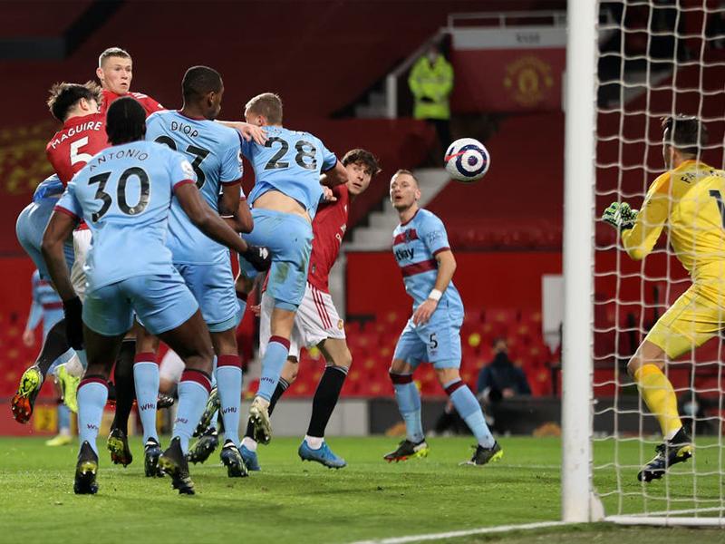Manchester United 1-0 West Ham