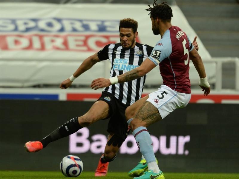 Newcastle 1-1 Aston Villa