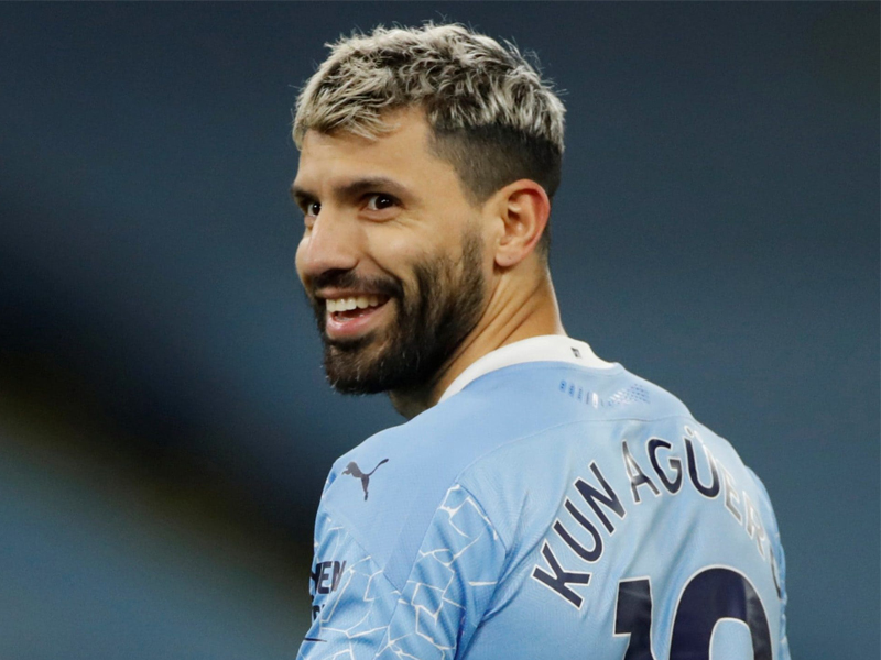 Sergio Aguero to leave Manchester City at end of season
