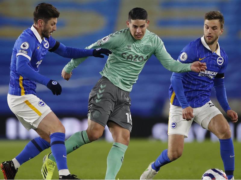 Brighton 0-0 Everton