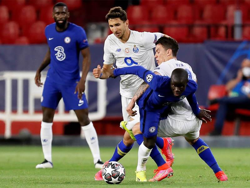 Chelsea 0-1 FC Porto