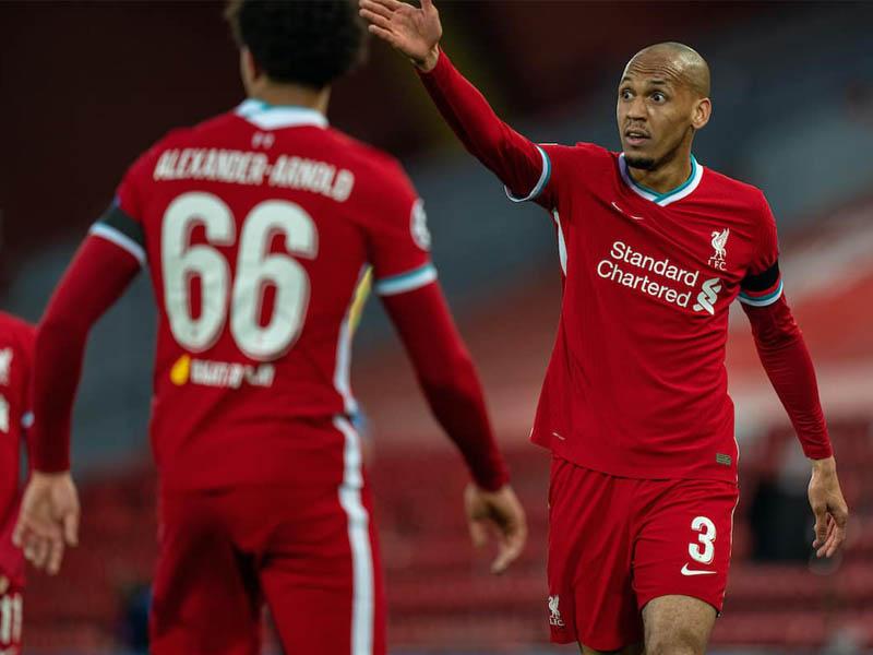 Liverpool 0-0 Real Madrid
