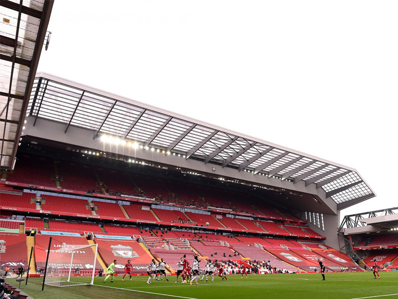 Liverpool announce pre-tax loss of £46m over 12-month