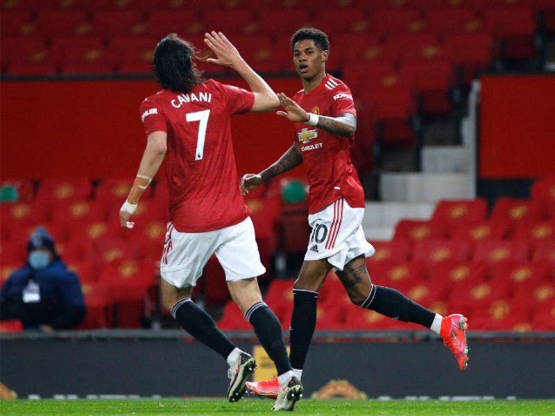 Man United 2-1 Brighton