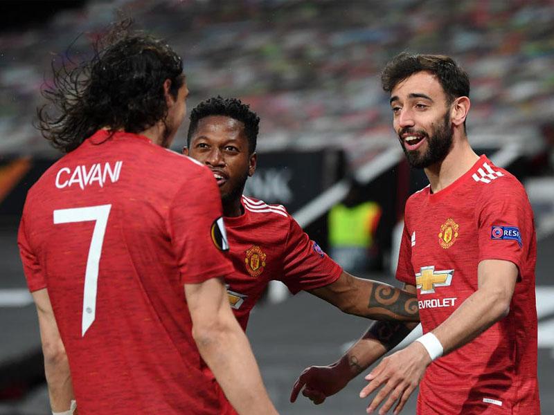 Manchester United 6-2 Roma