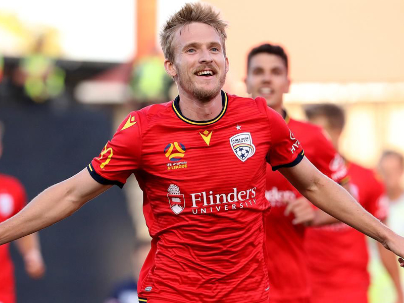 Adelaide United star Ben Halloran overlooked again for Socceroos duty