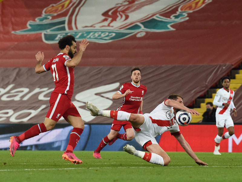Liverpool 2-0 Southampton