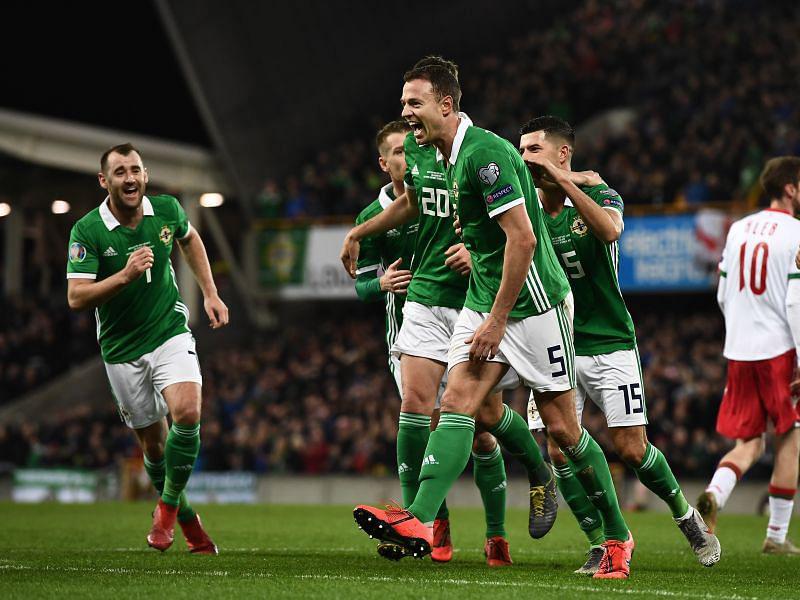 Malta 0 - 3 N Ireland