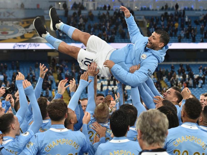 Manchester City striker 'close' to Barcelona move