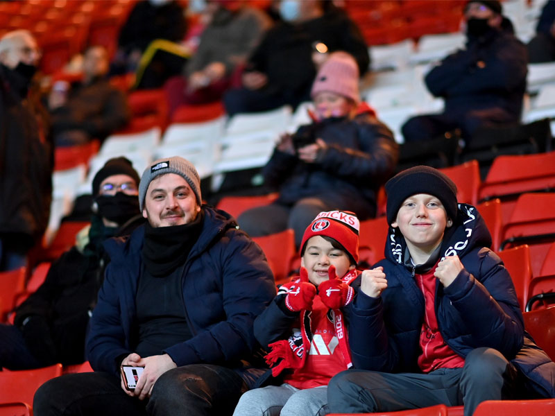 Premier League says no away fans allowed when stadiums reopen later this month