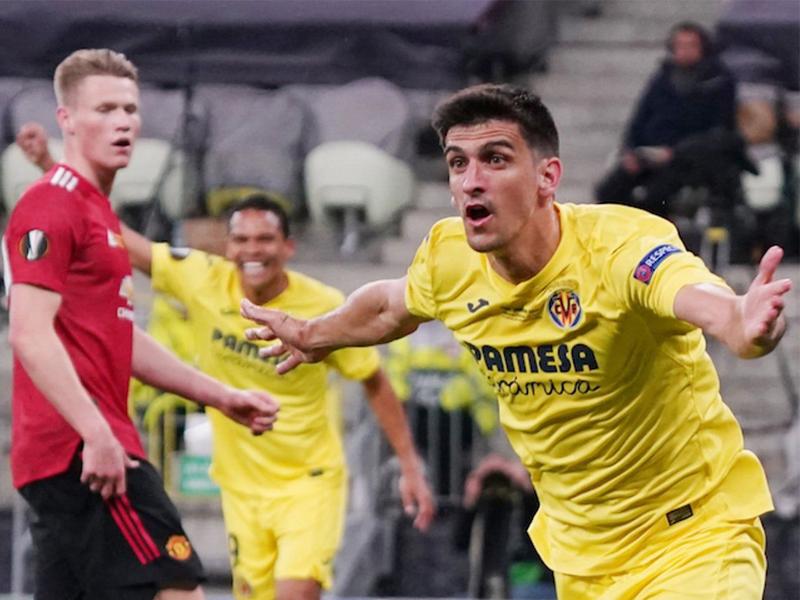 Villarreal 1-1 Manchester United
