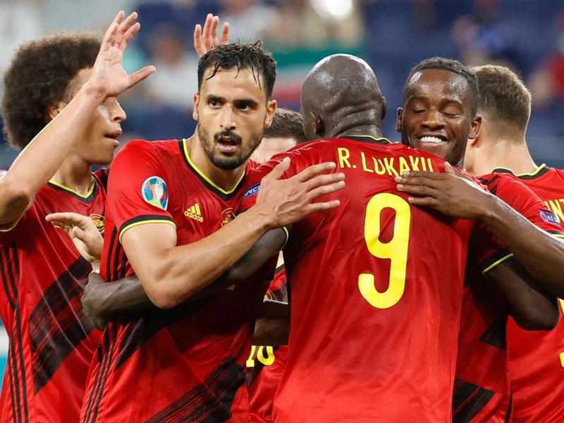เบลเยียมผ่านเข้ารอบ 16 ทีมสุดท้ายในการแข่งขันชิงแชมป์ยุโรป