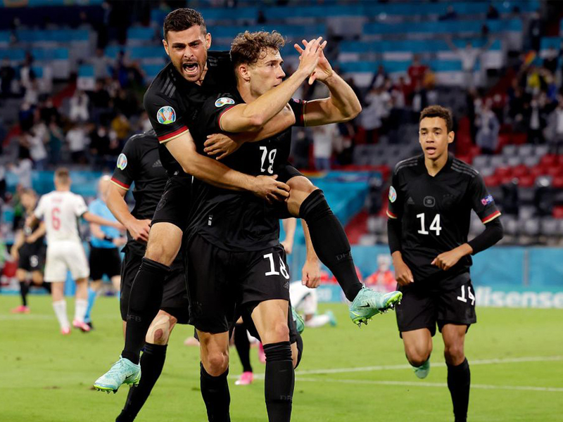 Germany 2-2 Hungary