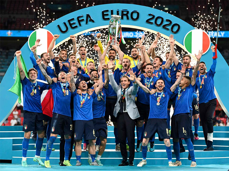 England's bid to end their 55-year wait for a major trophy ended in the familiar agony of defeat in a penalty shootout as Italy claimed the Euro 2020 crown at Wembley