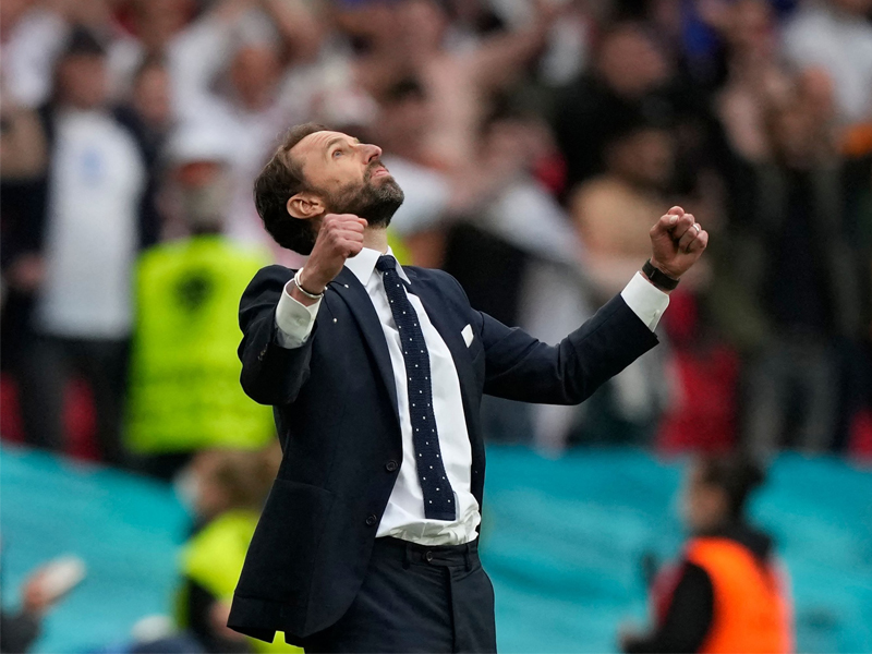 Euro 2020 semi-final a 'very special opportunity' for England