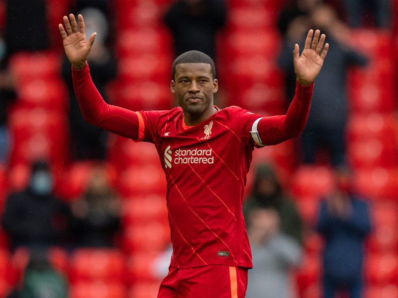 Georginio Wijnaldum 'didn't feel loved and appreciated' by some at Liverpoo