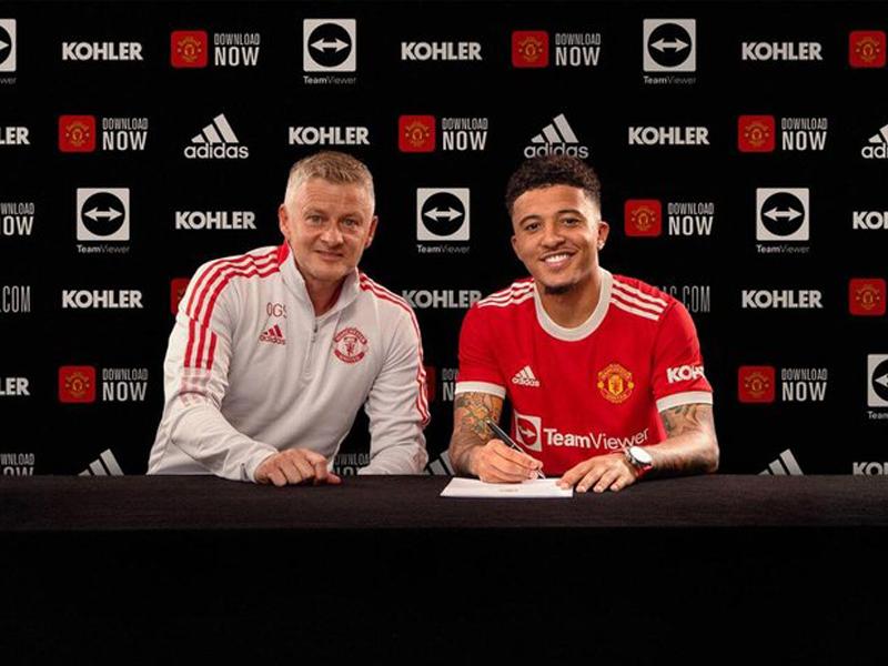 Jadon Sancho move to Manchester United from Borussia Dortmund