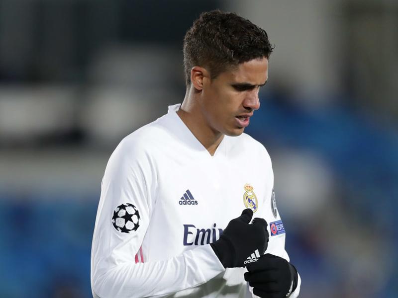 Raphael Varane Man Utd agree fee for Real Madrid defender