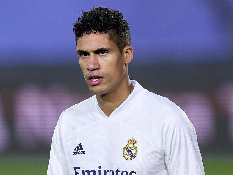Raphael Varane Man Utd confirm agreement with Real Madrid to sign defender