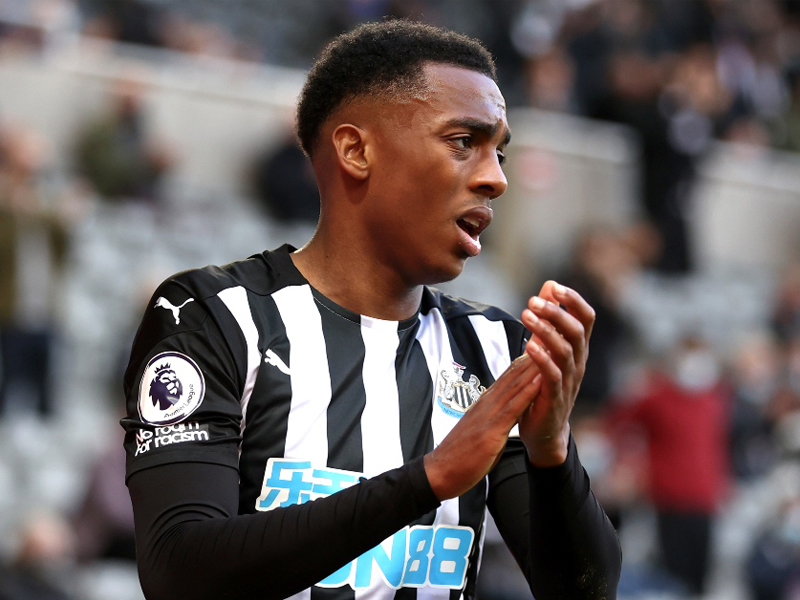 Joe Willock Newcastle agree deal to sign Arsenal midfielder for more than £20 m