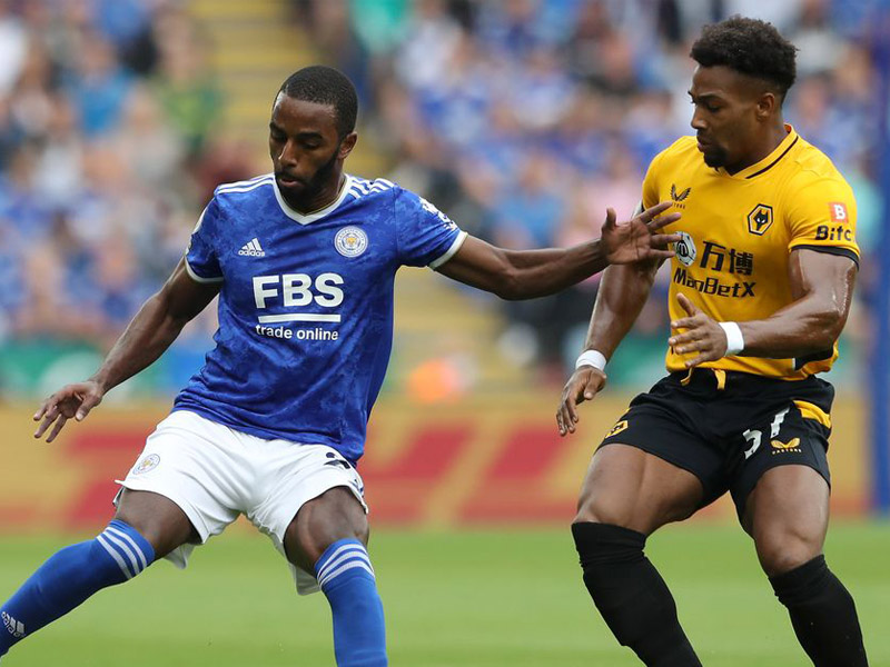 Leicester City 1-0 Wolverhampton Wanderers