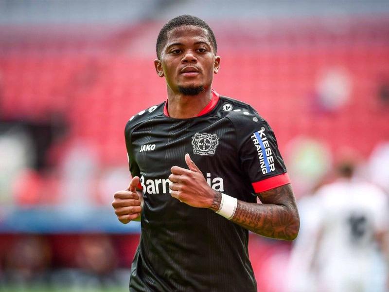 Leon Bailey Aston Villa sign Jamaica winger for £25m from Bayer Leverkusen