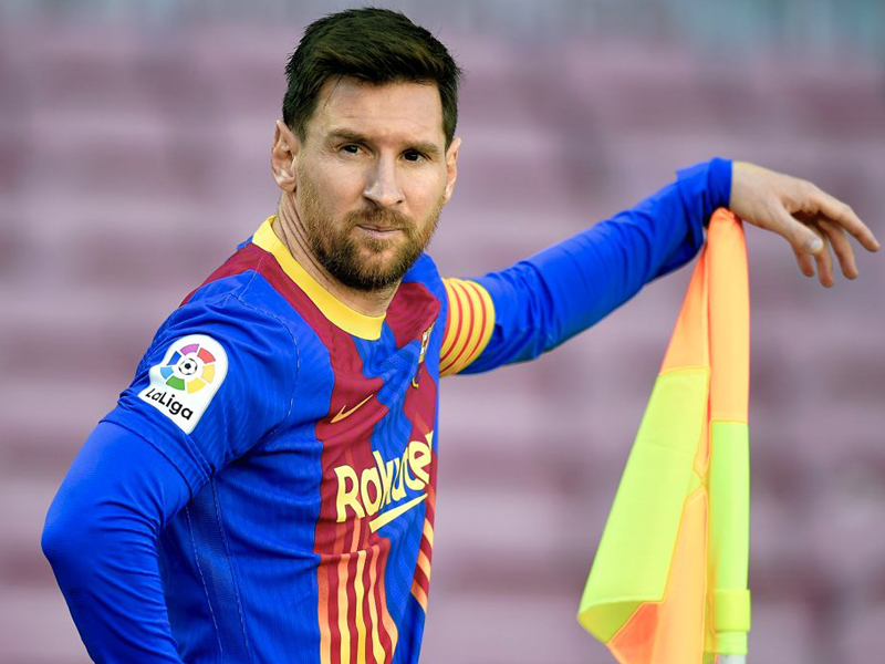 Lionel Messi Barcelona say Argentina forward will not stay at club