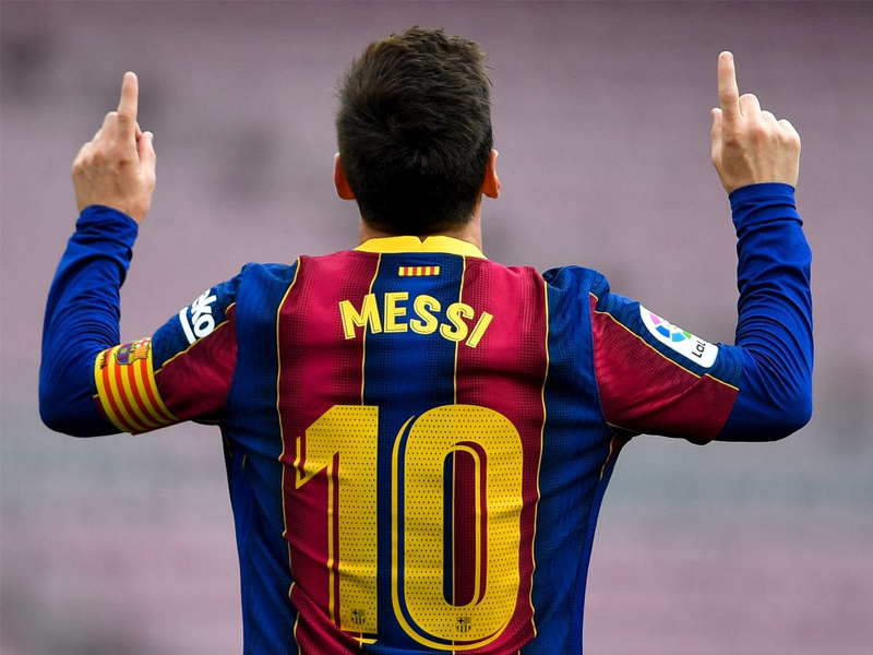 Lionel Messi Paris St-Germain in talks with Argentine after leaving Barcelona