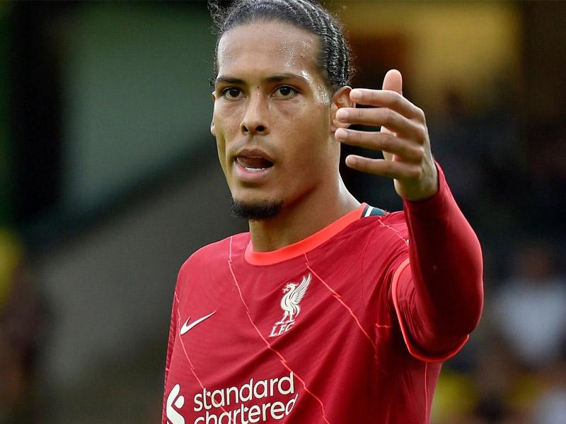 Virgil van Dijk Liverpool defender on return after 'mentally tough' injury