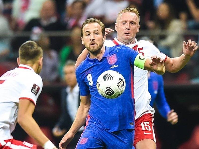 Poland 1-1 England