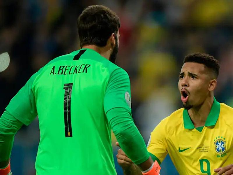 Premier League Eight Brazil players stopped from playing for their clubs this weekend