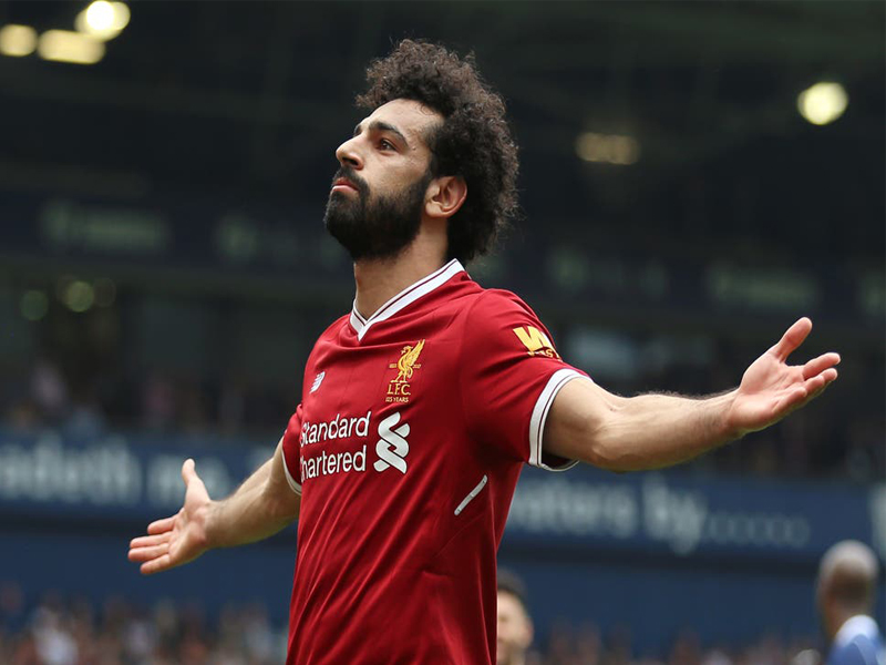 Liverpool's Mohamed Salah wants to stay at Anfield for rest of career
