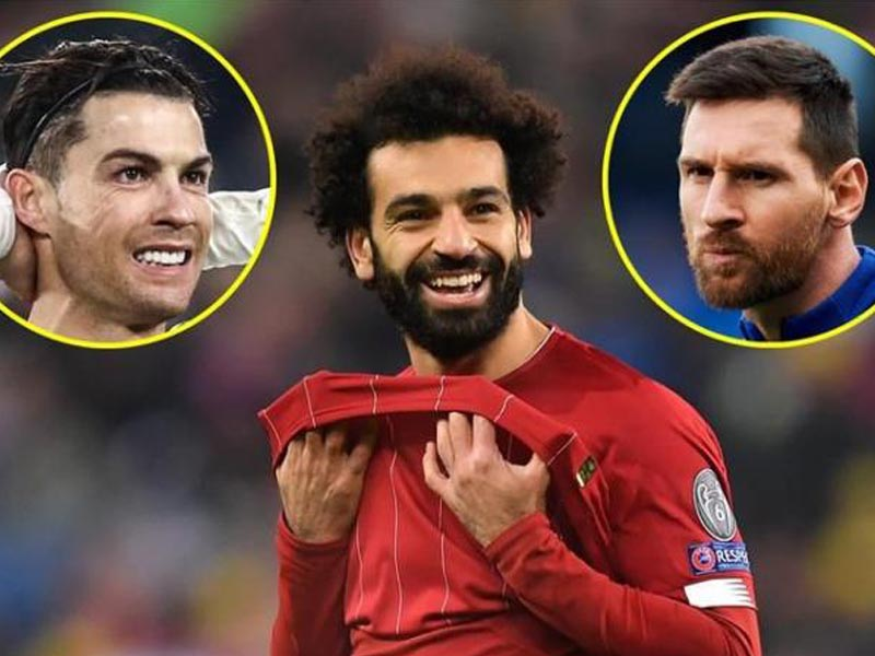 'Mohamed Salah better than Lionel Messi and Cristiano Ronaldo', says Chris Sutton